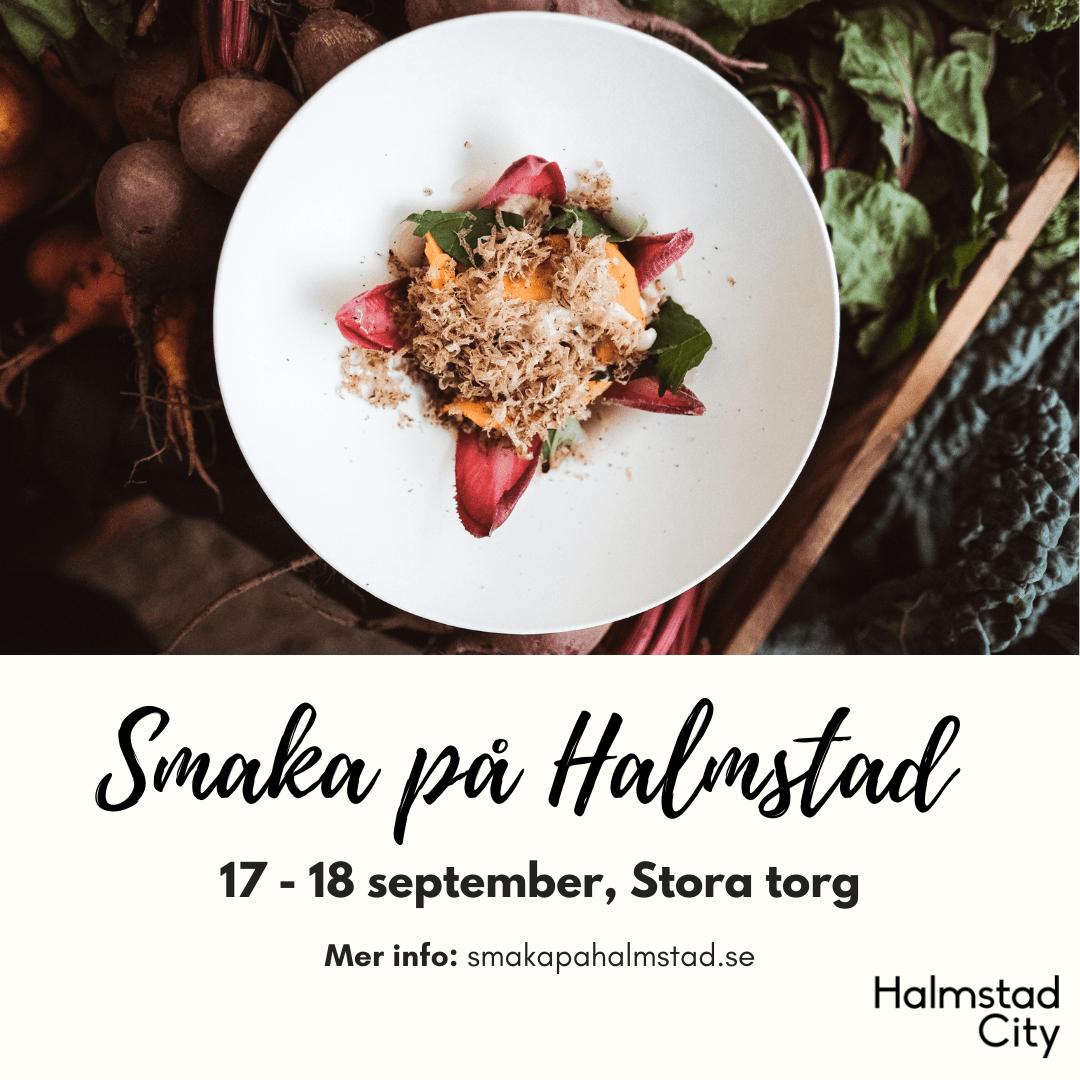 Smaka på Halmstad